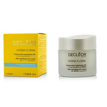 DecleorHydra Floral 24hr Moisture Activator Rich Cream 50ml/1.69oz