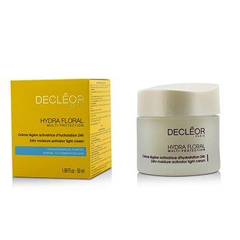 Decleor Hydra Floral 24hr Moisture Activator Light Cream  50ml/1.69oz