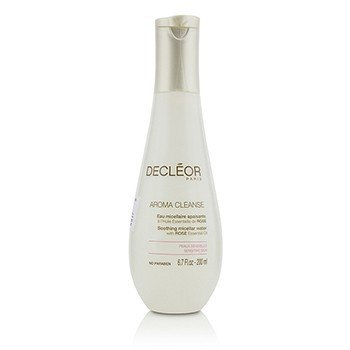 Decleor�gua De Limpeza Aroma Cleanse Soothing Micellar Water (Pele Sens�vel) 200ml/6.7oz