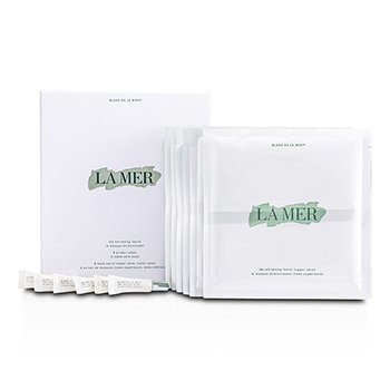 La MerBlanqueador Facial Blanc De La Mer: 6x Blanqueadores Faciales + 6x The Infusion Primer 52KR 12pcs