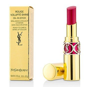 Купить Rouge Volupte Сияющая Губная Помада - # 5 Fuchsia In Excess/ Fuchsia Chiffon 4.5g/0.15oz, Yves Saint Laurent