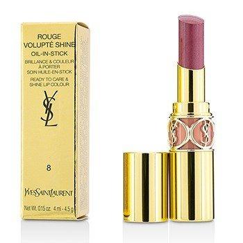 Купить Rouge Volupte Сияющая Губная Помада - # 8 Pink In Confidence/ Pink Blouson 4.5g/0.15oz, Yves Saint Laurent