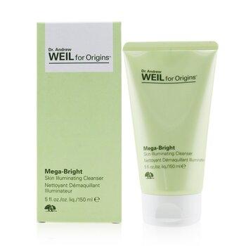 OriginsLo��o de limpeza Dr. Andrew Mega-Bright Skin Illuminating Lo��o de limpeza  150ml/5oz