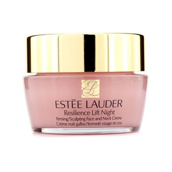 Estee LauderResilience Lift Night Firming/Sculpting Face and Neck Creme (All Skin Types) 30ml/1oz