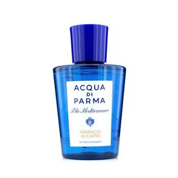 Acqua Di Parma Blu Mediterraneo Arancia Di Capri Relaxing Shower Gel (New Packaging) 200ml/6.7oz