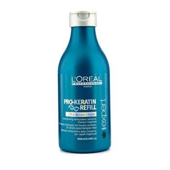 L'Oreal Shampoo Professionnel Expert Serie - Pro-Keratin Refill (Cabelo danificado)  250ml/8.45oz