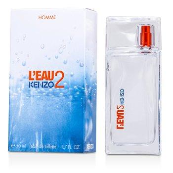 Kenzo L'Eau 2 Kenzo Homme Eau De Toilette Spray  50ml/1.7oz