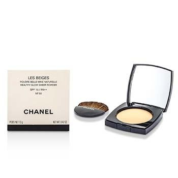 Chanel P� facial Les Beiges Healthy Glow Sheer Powder SPF 15 - No. 30  12g/0.4oz