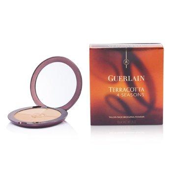 Guerlain Terracotta 4 Seasons Tailor Made Bronzing Powder -