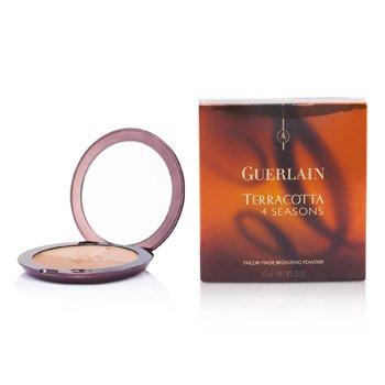 Guerlain Terracotta 4 Seasons Polvos Bronceadores Personalizados - # 04 Moyen - Blondes  10g/0.35oz