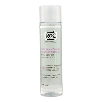 ROC Extra Comfort Cleansing Water (For Sensitive Skin) 200ml/6.8oz