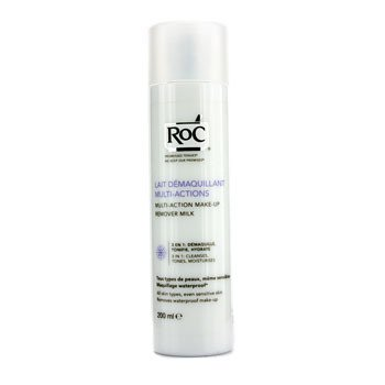 ROC Multi-Action Make-Up Remover Milk (All Skin Types) 200ml/6.8oz