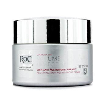 ROC Complete Lift Volume Restorer Reshaping Anti-Ageing Night Cream 50ml/1.7oz