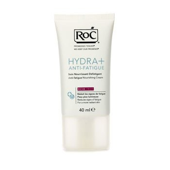 ROC Hydra+ Anti-Fatigue Nourishing Cream - Rich 40ml/1.3oz