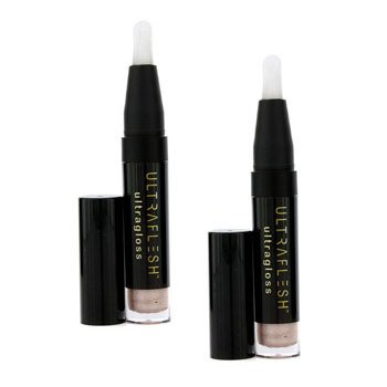 Fusion Beauty Ultraflesh Ultragloss Duo Pack - # Phantom 2x3.8g/0.13oz make up