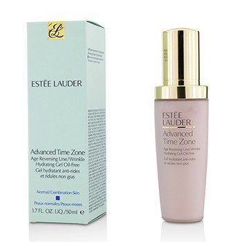 Estee LauderAdvanced Time Zone Age Reversing Line/ Wrinkle Hydrating Gel Oil-Free (Normal/ Combination Skin) 50ml/1.7oz
