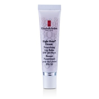 Elizabeth Arden Eight Hour Cream B�lsamo de Labios Nutritivo SPF20  14.8ml/0.5oz