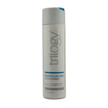 Trilogy Smooth & Nourish Conditioner (For Dry and Damaged Hair)  250ml/8.4oz