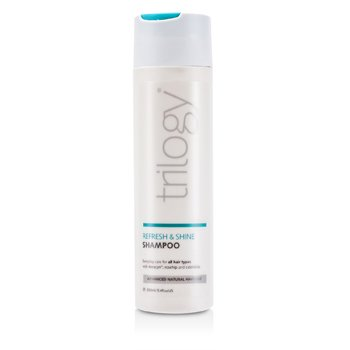 Trilogy Refresh & Shine Shampoo  250ml/8.4oz
