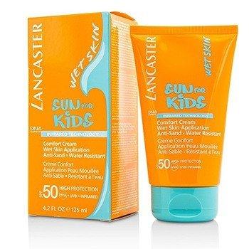 Lancaster Krem do opalania dla dzieci Sun For Kids Comfort Cream (aplikacja na mokr� sk�r�) 377004  125ml/4oz