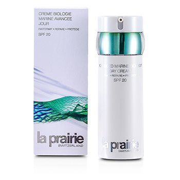 La PrairieAdvanced Marine Biology Day Cream SPF20 (Pump Bottle) 50ml/1.7oz