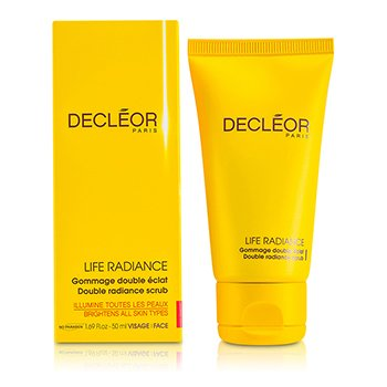 DecleorLife Radiance Double Radiance Exfoliante 50ml/1.69oz
