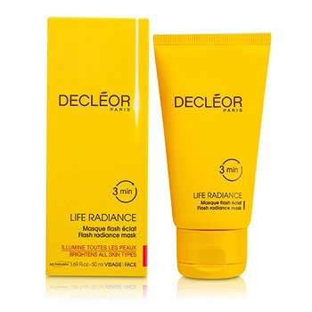 DecleorLife Radiance Flash Radiance Mascarilla 50ml/1.69oz