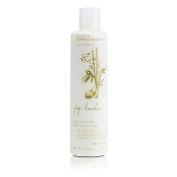 Caswell Massey Fig & Bamboo Body Lotion  240ml/8oz