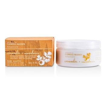 Caswell Massey Coriander & Mandarin Body Souffle  240g/8oz