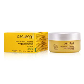 DecleorRelax Intense Relaxing Massage Balm 125ml/4oz