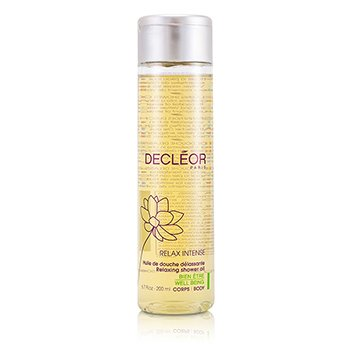 DecleorRelax Intense Relaxing Shower Oil 200ml/6.7oz