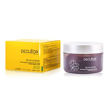 DecleorRelax Intense Exfoliante Semillas Frutas 200ml/6.7oz