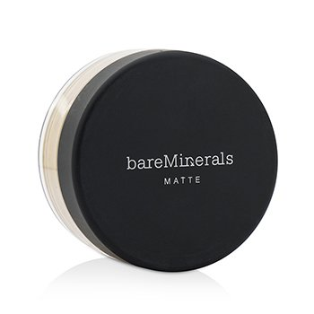 Bare Escentuals BareMinerals Base Maquillaje Mate Amplio Espectro SPF15 - Golden Medium  6g/0.21oz