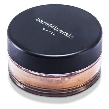 Bare Escentuals BareMinerals Base Maquillaje Mate Amplio Espectro SPF15 - Golden Tan  6g/0.21oz