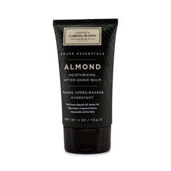 Almond Moisturizing After-Shave Balm