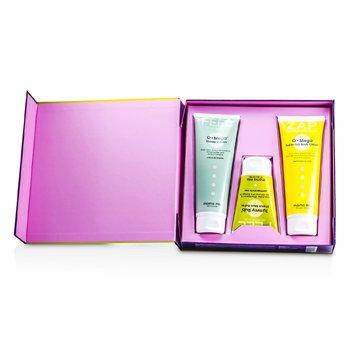 Mama Mio Congratulations! Kit: Shower Cream 250ml + Super-Rich Body Cream 200ml + Stretch Mark Butter 120ml 3pcs