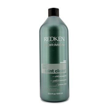 Redken For MenMen Mint Clean Invigorating Shampoo 1000ml/33.8oz