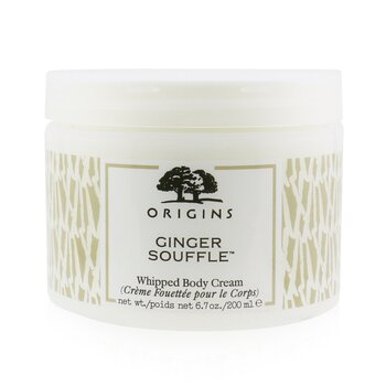 OriginsCreme corporal Ginger Souffle Whipped 200ml/6.7oz