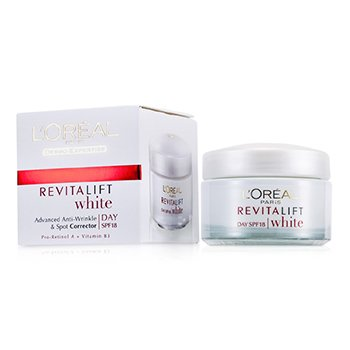 L'OrealCreme dia Dermo-Expertise RevitaLift White Day Cream SPF 18 50ml/1.7oz