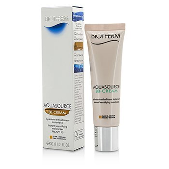 BiothermAquasource BB Cream - Fair to Medium L42363 30ml/1.01oz