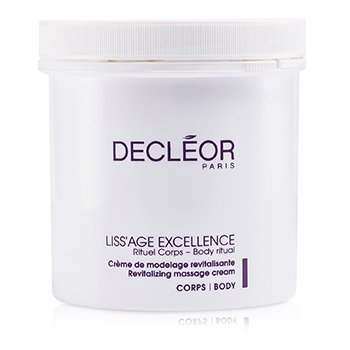 DecleorLiss'Age Excellence Revitalizing Massage Cream (Salon Size) 500ml/16.9oz