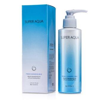 MisshaSuper Aqua Fresh Cleansing Milk 190ml/6.4oz