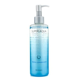 MisshaSuper Aqua Mineral Cleansing Water 250ml/8.45oz