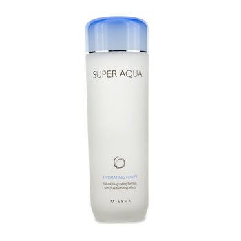 MisshaSuper Aqua Hydrating Toner 150ml/5oz