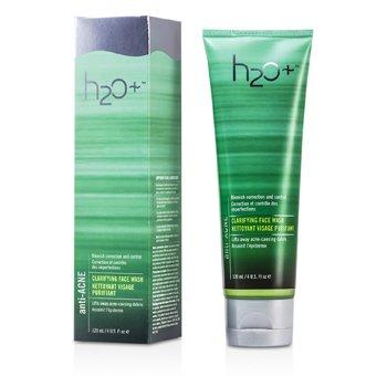 H2O+Jab�n Facil Anti acn� blanqueador 120ml/4oz