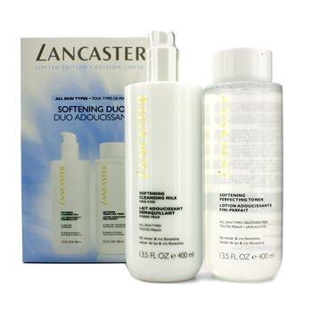 LancasterZestaw Edycja Limitowana: mleczko czyszcz�ce 400ml + tonik 400ml (do ka�dego rodzju cery) 2pcs