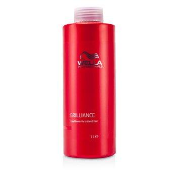 Wella Brilliance Acondicionador (Para Cabello Te�ido)  1000ml/33.8oz