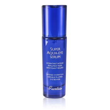 GuerlainSuper Aqua Eye Serum - Intense Hydration Wrinkle Plumper Eye Reviver 15ml/0.5oz