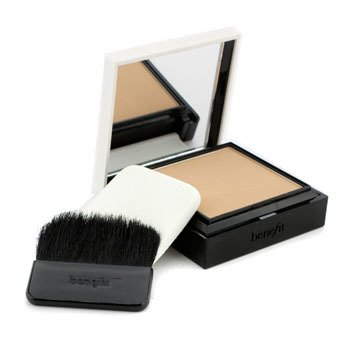 Benefit Hello Flawless! Custom Powder Cover Up For Face - # All The World`s My Stage (Beige) 7g/0.25oz
