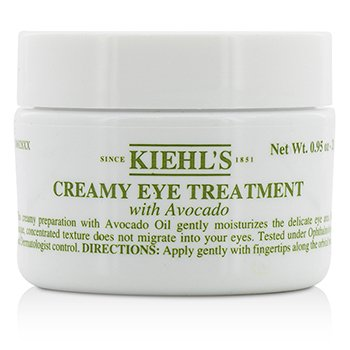 Kiehl'sCreamy Eye Treatment with Avocado S06028 28g/0.95oz